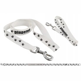 Doggie Master Leash Branded with Your Logo