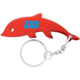 Company Dolphin Key Chains