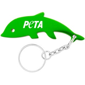 Dolphin Key Chains for Advertising