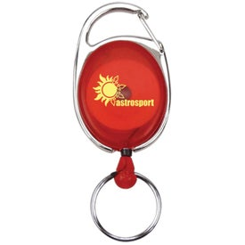 Double Ring Keychain for your School