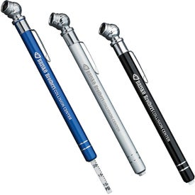 Double Ring Tire Pressure Gauge Giveaways