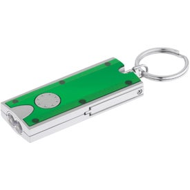 Branded Double LED Rectangular Key-Light