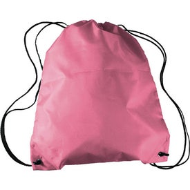Drawstring Backpack in a Bottle Combo for Your Company