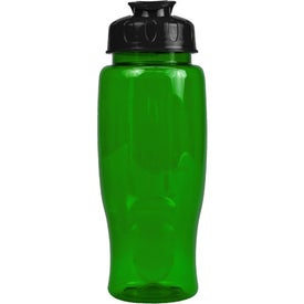 Drawstring Backpack in a Bottle Combo for Promotion