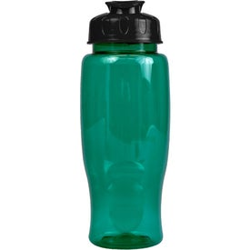 Drawstring Backpack in a Bottle Combo for your School