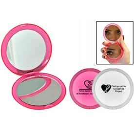 Customized Dual Compact Mirror