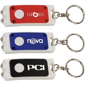 Dual LED Key Tag Light for Your Organization