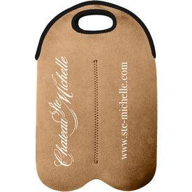 Dual Neoprene Wine Bottle Holder for Your Church