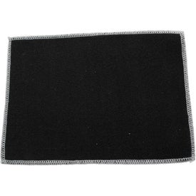 Logo Dual Sided Microfiber Terry Cloth