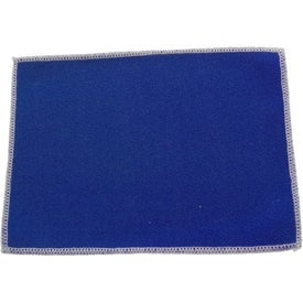 Branded Dual Sided Microfiber Terry Cloth