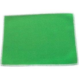 Custom Dual Sided Microfiber Terry Cloth
