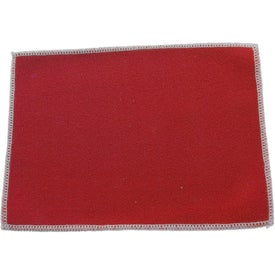 Promotional Dual Sided Microfiber Terry Cloth