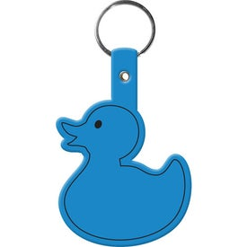 Duckie Key Tag Branded with Your Logo