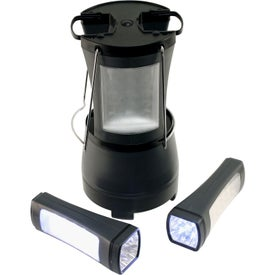 Logo Duo LED Lantern