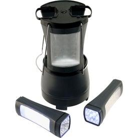 Logo Duo LED Lantern