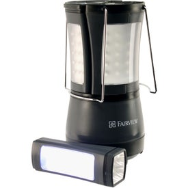 Duo LED Lantern
