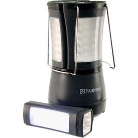 Branded Duo LED Lantern