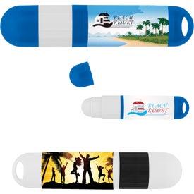 Duo Lip Balm and Sunscreen Stick