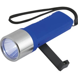 Dynamo Crank Torch With Strap for Marketing