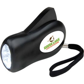 Dynamo Flash Lights for Promotion