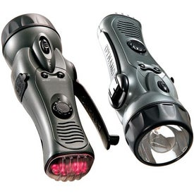 Dynamo Flashlight/Radio Giveaways