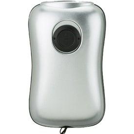 Customizable Dynamo LED Flashlight for Promotion