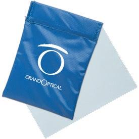 Monogrammed E-ssential Micro Fiber Cloth