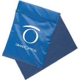 E-ssential Micro Fiber Cloth with Your Slogan