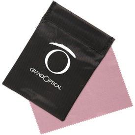 E-ssential Micro Fiber Cloth Imprinted with Your Logo