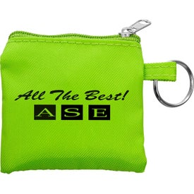 Ear Bud Pouch and Colorful Ear Buds for Your Organization