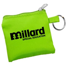 Personalized Ear-Bud Pouch