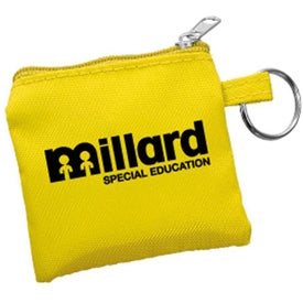 Ear-Bud Pouch for Your Company