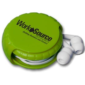Ear Bud Winder for Promotion