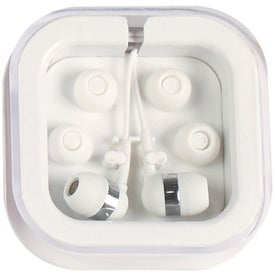 Ear Buds In Case for Your Church