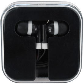 Ear Buds in Compact Case for Your Church