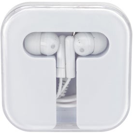 Ear Buds in Compact Case for your School