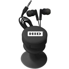 Ear Buds With Ear Bud Buddy for Your Organization