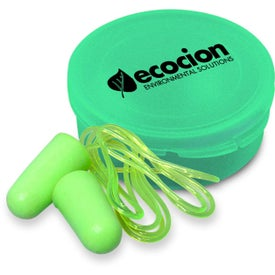 Ear Protection with Cord for Your Company