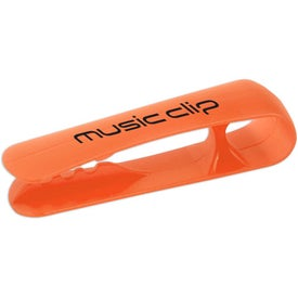 Promotional Earbud Wrap & Clip