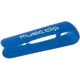 Custom Earbud Wrap & Clip