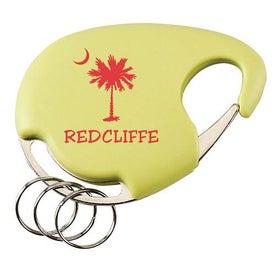 Earthsafe Key Holder Imprinted with Your Logo