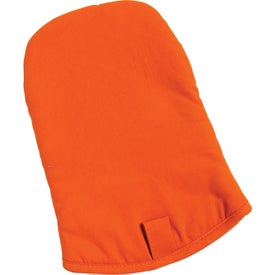Easy-On Ad-Mitt with Grip with Your Logo