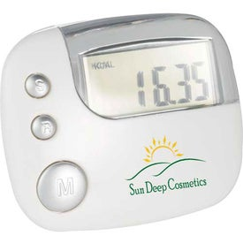 Branded Easy Read Pedometers