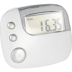 Promotional Easy Read Pedometers