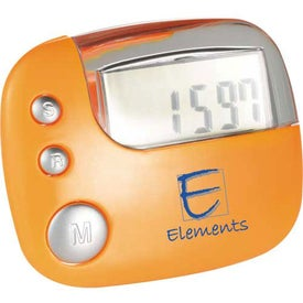 Easy Read Pedometers