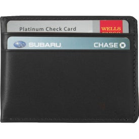 Promotional Easy View Magnetic Wallet