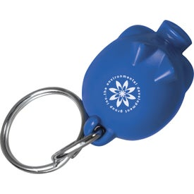 Eco Bank'r Recycled Keytag for your School