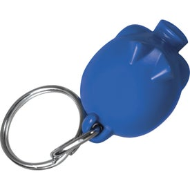 Eco Bank'r Recycled Keytag Branded with Your Logo