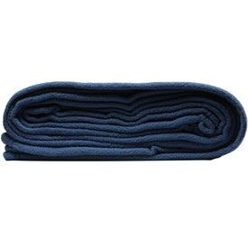 Printed Eco Fleece Blanket