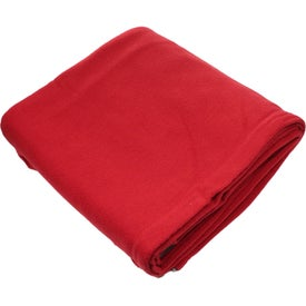 Company Eco Fleece Blanket